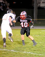 Brownstown senior enjoys atmosphere around gridiron after switch from soccer