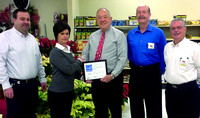 Seymour grocery store earns energy certification from EPA