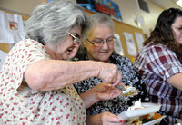 Seniors across county come together for meal