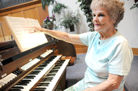 Church organist marks four decades on the bench