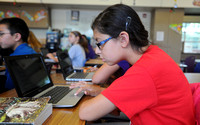 Laptops add options in Seymour classrooms