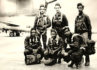 Scout to create monument to Tuskegee Airmen