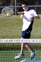 Trinity singles player makes most of opportunities