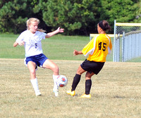 Trinity Lutheran girls soccer team tops Milan
