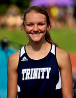 Trinity high jumper takes 10th at state