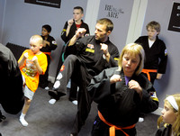 Martial arts school opening classes to public