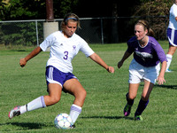 Girls soccer team cruises to victory; records fall in Owls??? 23-0 win