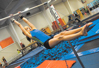 Fun and challenging -  Gymnasts continue to build on success