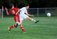 Owls dominate Cubs in HHC soccer match