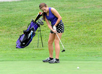 Owls, Braves swing into golf season