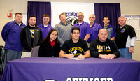 Seymour senior signs to play baseball at Manchester University