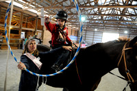 Show displays progress at horse therapy center