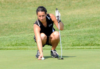 Staying focused, positive on course key element for Owls senior golfer