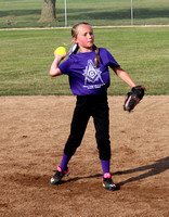 Area girls learn softball fundamentals