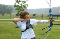 Teen's path to archery title hardly straight shot