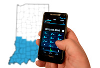 930 area code to join southern Indiana