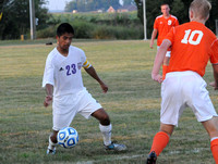 Late-game goals help East claim win against Owls