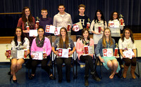 Tigers cross-country, volleyball teams recognized
