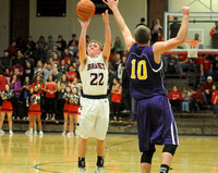 Brownstown guard keeps attention on basketball