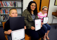 Brownstown schools honor 3 students of the month