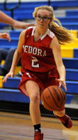 Injuries slow Medora girls in loss