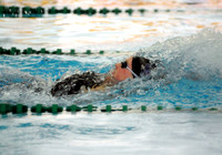 Owls senior swimmer qualifies for state