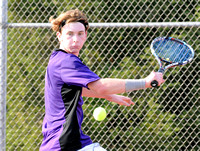 Senior captures Owls tennis MVP award