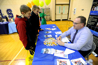 Middle school students get real with career day