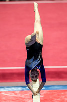 Seymour gymnast takes 18th on beam