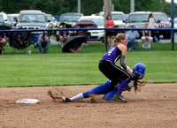 Rough 4th inning dooms softball vs. Jennings County