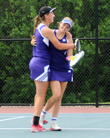 Seymour duo 1st in school history to qualify for state tennis tourney