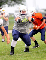 Summer camps help Cougars lineman improve