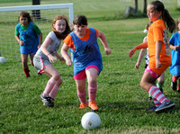 Camp builds soccer skills