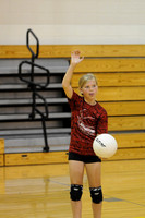 Kids get early jump at future volleyball careers