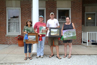 Photo Gallery - Non-professional Plein Air Paint Out contest winners