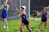 Pole vaulter, sprinter sets sights on improvement