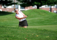 Owls golfer keeps upbeat attitude on course
