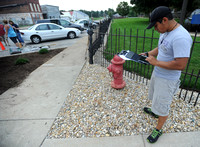 Eagle Scout puts green thumb to work for service project