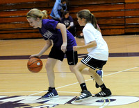 Seymour girls work on skills