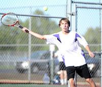 Highlanders defeat Owls in Hoosier Hills Conference match