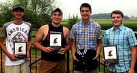 Seniors lead way as Braves golfers honored for outstanding season