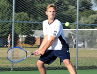 Trinity Lutheran senior prefers partnering up on tennis court