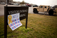 Photo Gallery - An emotional goodbye - Troops headed to Afghanistan