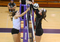 Seymour wins battle of ranked volleyball teams