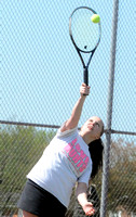 Braves senior prefers playing tennis with partner