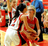 Tigers run away from rival Medora