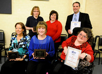 Arc, agency hand out awards to clients, employers