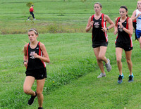 Brownstown runners place third, sixth in conference cross-country