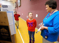 Young scientists learn lessons at Emerson fair
