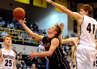 Brownstown Central boys fall against Corydon in double-OT